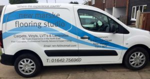 New Marske Flooring Studio - at your service